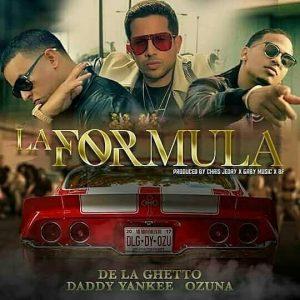 De La Ghetto Ft Daddy Yankee Y Ozuna – La Formula