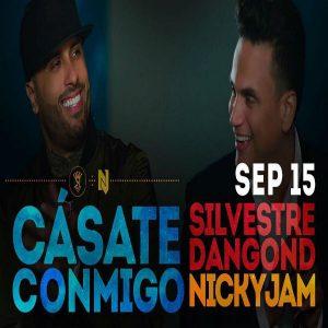 Silvestre Dangond Ft Nicky Jam – Casate Conmigo