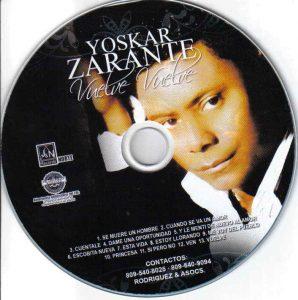 Yoskar Sarante – Y Le Mentí De Nuevo Al Amor
