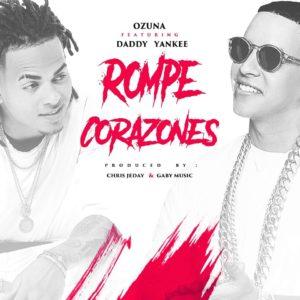 Ozuna Ft. Daddy Yankee – Rompe Corazones