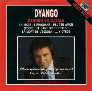 Dyango – en Catalan (1989)